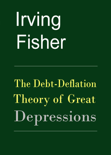 Deb inflation theory of great depressions