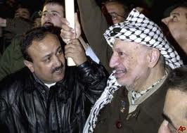 Barghouti and Arafat