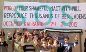 Syria inactivity